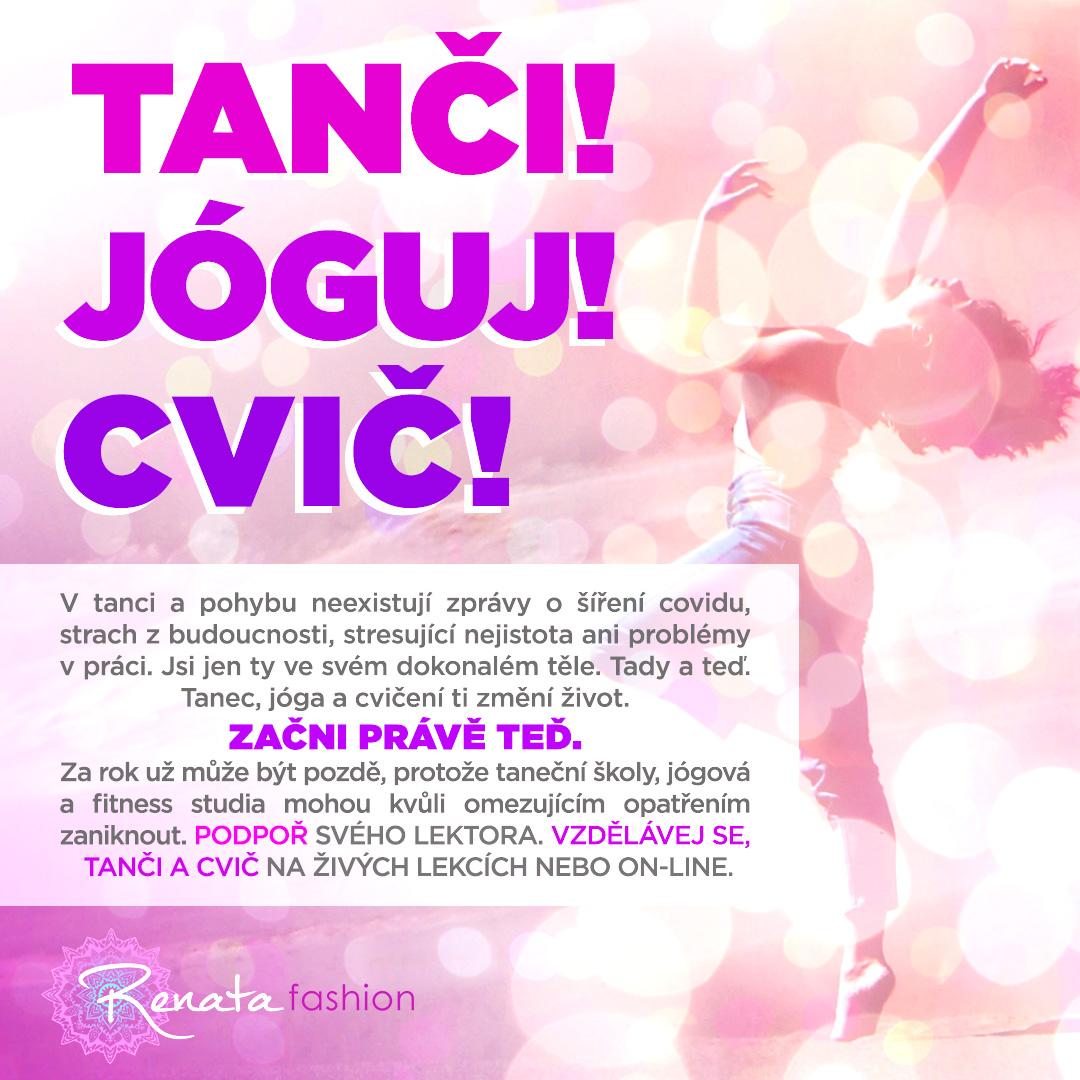 Tanči! Jóguj! Cvič!